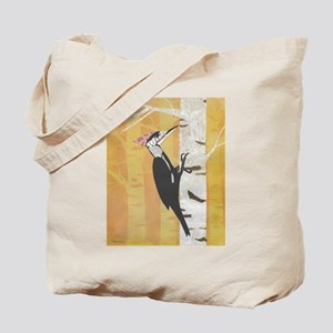 Pileated Woodpecker Tote Bag