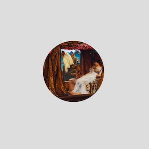 Alma-Tadema - Antony and Cleopatra Mini Button