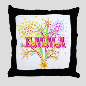 Sparkle Celebration Emma Throw Pillow