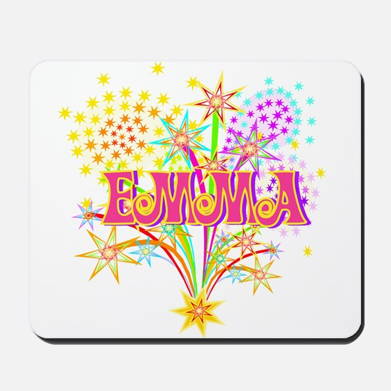 Sparkle Celebration Emma Mousepad