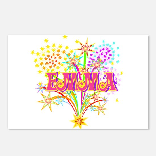 Sparkle Celebration Emma Postcards (Package of 8)