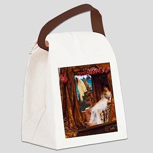 Alma-Tadema - Antony and Cleopatra Canvas Lunch Ba