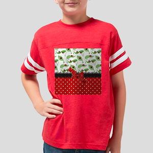 Ladybug Connection Youth Football Shirt
