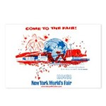 Come to the Fair Postcards (Pack of 8)