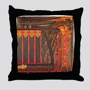 Charles Rennie Macintosh Throw Pillow
