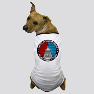 Eradicate The Muslim Brotherhood Dog T-Shirt