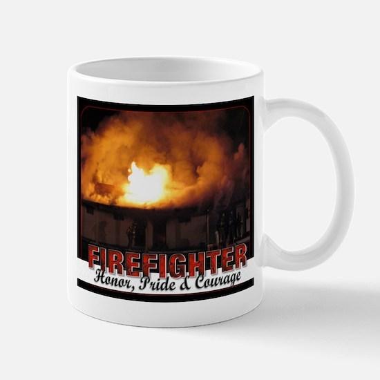 Firefighter Honor, Pride, Courage Mug