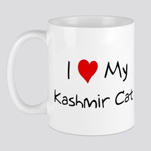 Love My Kashmir Cat Mug