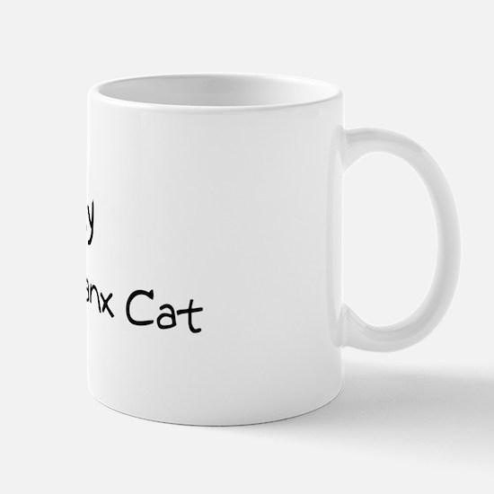 Love My Colorpoint Manx Cat Mug
