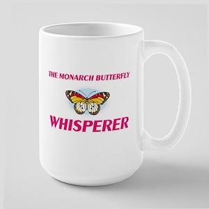 The Monarch Butterfly Whisperer Mugs