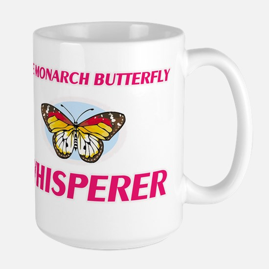 The Monarch Butterfly Whisperer Mugs