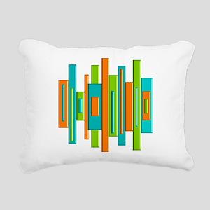 MCM ART duvet Rectangular Canvas Pillow