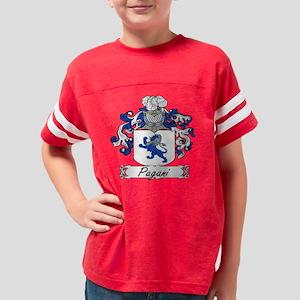 Pagani Family Youth Football Shirt