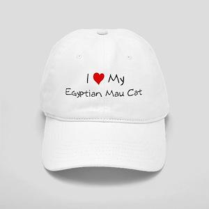 Love My Egyptian Mau Cat Cap
