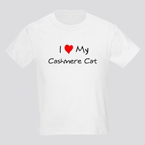 Love My Cashmere Cat Kids T-Shirt
