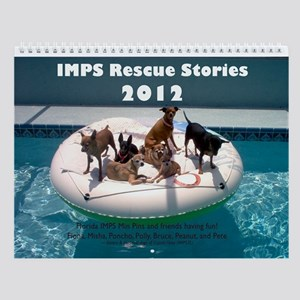 IMPS 2013 Wall Calendar