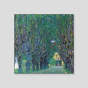 "Avenue In Schloss Kammer Pa Square Sticker 3"" x 3"""