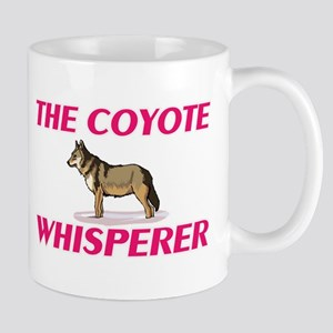The Coyote Whisperer Mugs