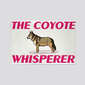 The Coyote Whisperer Magnets
