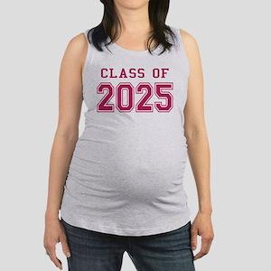 Class of 2025 (Pink) Maternity Tank Top