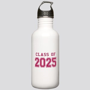 Class of 2025 (Pink) Stainless Water Bottle 1.0L