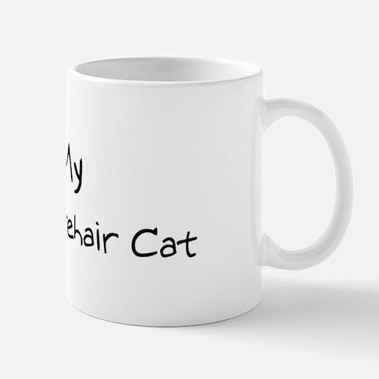 Love My American Wirehair Cat Mug