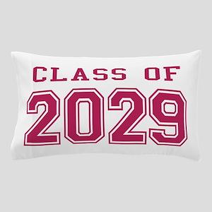 Class of 2029 (Pink) Pillow Case