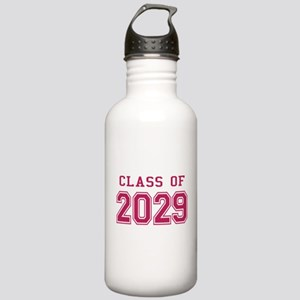 Class of 2029 (Pink) Stainless Water Bottle 1.0L