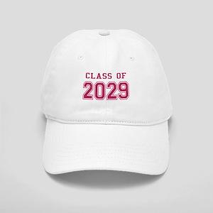 Class of 2029 (Pink) Cap