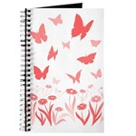 Pink Butterfly Journal