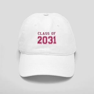 Class of 2031 (Pink) Cap