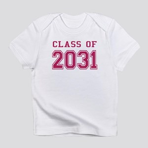 Class of 2031 (Pink) Infant T-Shirt