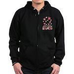 Pink Butterfly Sweatshirt