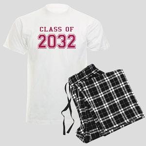 Class of 2032 (Pink) Men's Light Pajamas