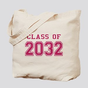 Class of 2032 (Pink) Tote Bag