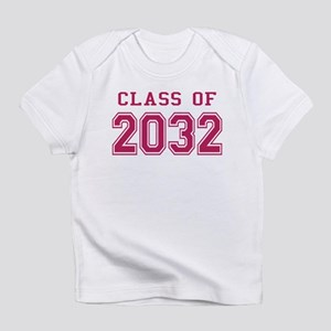 Class of 2032 (Pink) Infant T-Shirt
