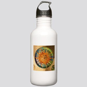 Park Guell Barcelona Water Bottle