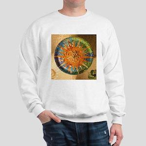 Park Guell Barcelona Sweatshirt