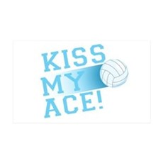 KissMyAce(volleyball) copy Wall Decal