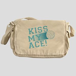 KissMyAce(volleyball) copy Messenger Bag
