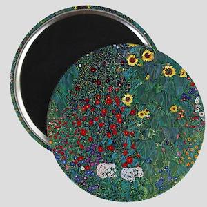 Farmergarden Sunflower by Klimt Magnet