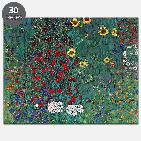 Farmergarden Sunflower by Klimt Puzzle
