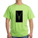 V- Hemp Victory Green T-Shirt