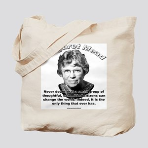 Margaret Mead 01 Tote Bag