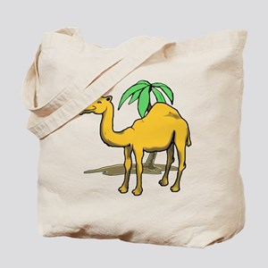Cute camel Tote Bag