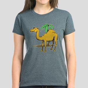 Cute camel Women's Dark T-Shirt