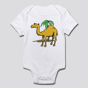 Cute camel Infant Bodysuit
