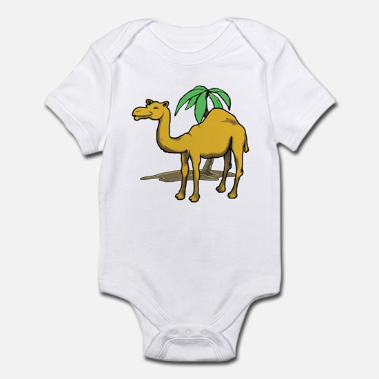 Cute camel Infant Bodysuit