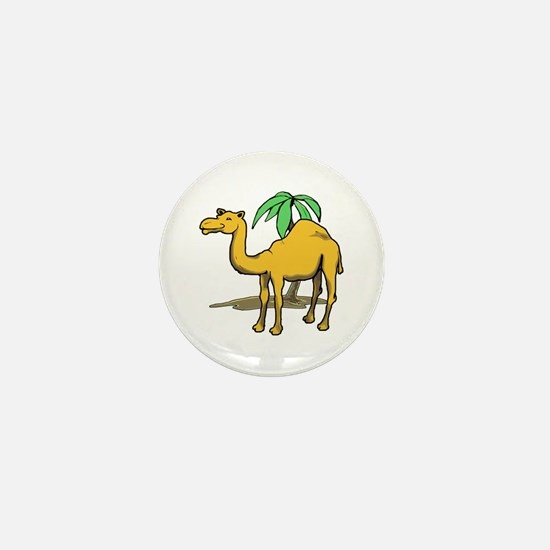 Cute camel Mini Button (10 pack)