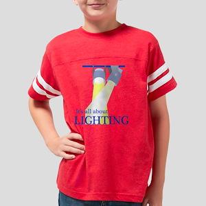 09025710TA Youth Football Shirt
